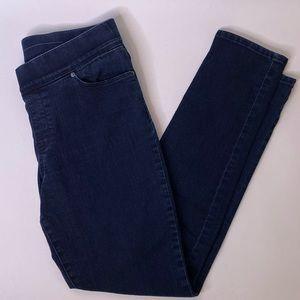 Levi's Dark Wash Skinny Jegging Jeans, 30